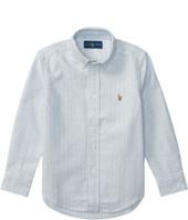Polo Ralph Lauren Kids - Striped Cotton Oxford Shirt (Toddler)