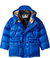 Burberry Kids - Quilted Down Jacket (Little Kids/Big Kids)
