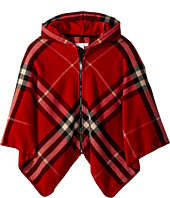 Burberry Kids - Check Zip Cape (Big Kids)