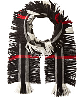 Burberry Kids - Super Exploded Skinny Fashion Fringe Scarf (Little Kids/Big Kids)