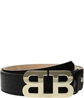 Bally - Mirror B Adjustable Leather Belt