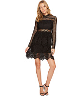 ROMEO & JULIET COUTURE - Lace Scallop Hem Dress