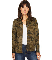 ROMEO & JULIET COUTURE - Pocket Camo Jacket