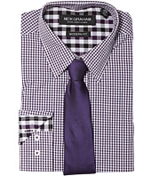 Nick Graham - Mini Gingham Check