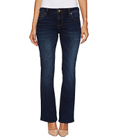 KUT from the Kloth - Petite Natalie High-Rise Bootcut in Closeness/Euro