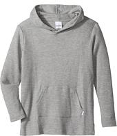 SUPERISM - Khalil Hooded Long Sleeve Pullover (Toddler/Little Kids/Big Kids)