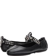 Tory Burch - Minnie Two-Way Embellished Ballet