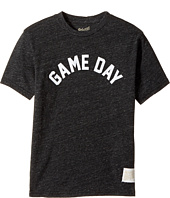 The Original Retro Brand Kids - Game Day Short Sleeve Tri-Blend Tee (Big Kids)