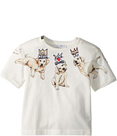 Dolce & Gabbana Kids - Dog T-Shirt (Toddler/Little Kids)