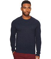 Original Penguin - Long Sleeve Honeycomb Pique