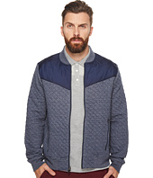 Original Penguin - Long Sleeve Quilted Track Jacket