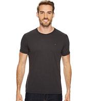 HILFIGER DENIM - Original Melange Crew Neck Short Sleeve T-Shirt