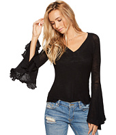 Free People - Soo Dramatic Long Sleeve Top