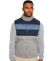 Original Penguin - Color Blocked Down Filled Vest