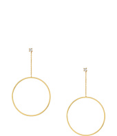 SHASHI - Lauren Hoop Earrings