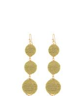 SHASHI - Matilda Sparkle Linear Drop Earrings