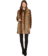 Via Spiga - Reversible Nylon Faux Leopard