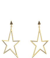 Rebecca Minkoff - Stargazing Drama Star Statement Earrings