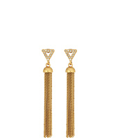 Rebecca Minkoff - Triangle Tassel Earrings