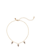Rebecca Minkoff - Pave Pyramid Necklace