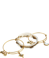 Alex and Ani - Moon & Star Set Of 5 Bracelet