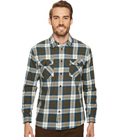Quiksilver Waterman - Wade Creek Long Sleeve Flannel Shirt