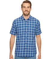 Quiksilver Waterman - Wake Short Sleeve Woven Shirt