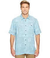 Quiksilver Waterman - Maludo Bay Short Sleeve Woven Shirt