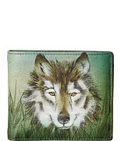Anuschka Handbags - 3001 Two Fold Men's Wallet