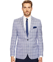 Nick Graham Suiting - Blue Window Sport Coat