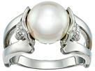 10mm Round Skull Ring