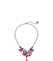 Betsey Johnson - Pink Frontal Necklace