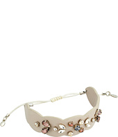 Rebecca Minkoff - Jeweled Guitar Strap Pulley Bracelet