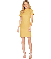 Tahari by ASL - Mod Sheath Dress with Side Zippers
