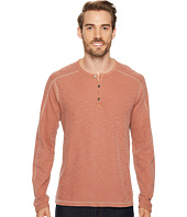 Agave Denim - Riptide Long Sleeve Henley Slub Thermal