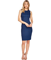 Calvin Klein - Jacquard Sheath Dress CD7EUA00