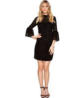 Calvin Klein - Bell Sleeve Burnout Dress CD7L28CU