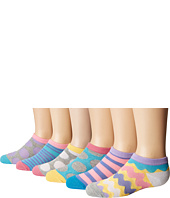 Jefferies Socks - Dots/Stripes Low Cut 6-Pack (Toddler/Little Kid/Big Kid)