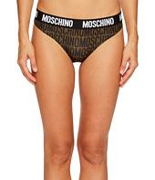Moschino - Microfiber Moschino Letting Brief