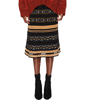 M Missoni - Chenille Ribbon Knit Skirt