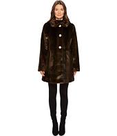 Kate Spade New York - Faux Fur Coat