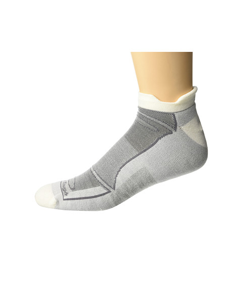 Merino Wool No Show Light Cushion Socks