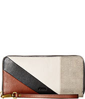 Fossil - Emma RFID Large Zip Clutch
