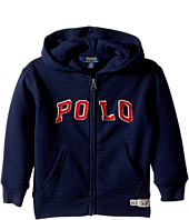 Polo Ralph Lauren Kids - Cotton-Blend Fleece Hoodie (Toddler)
