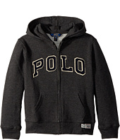 Polo Ralph Lauren Kids - Cotton-Blend Fleece Hoodie (Big Kids)
