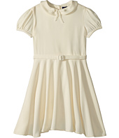 Polo Ralph Lauren Kids - Belted Fit-and-Flare Dress (Little Kids)