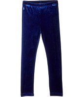Polo Ralph Lauren Kids - Stretch Velvet Leggings (Little Kids)