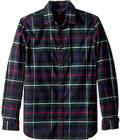 Polo Ralph Lauren Kids - Tartan Cotton Flannel Shirt (Big Kids)