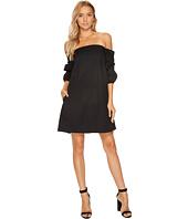 1.STATE - Off Shoulder Voluminous Sleeve Dress