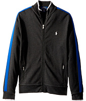 Polo Ralph Lauren Kids - Cotton Interlock Track Jacket (Big Kids)